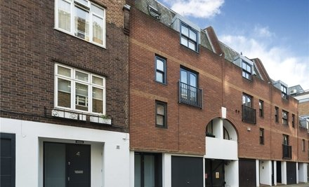 St James Terrace Mews, London,