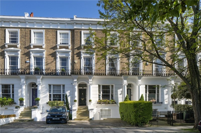 4 Bedroom House for sale in St John's Wood, London,  NW8 9AS