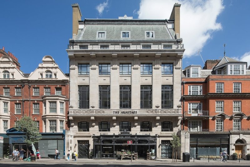 3 Bedroom Flat for sale in 224 Great Portland Street, London,  W1W 5QP