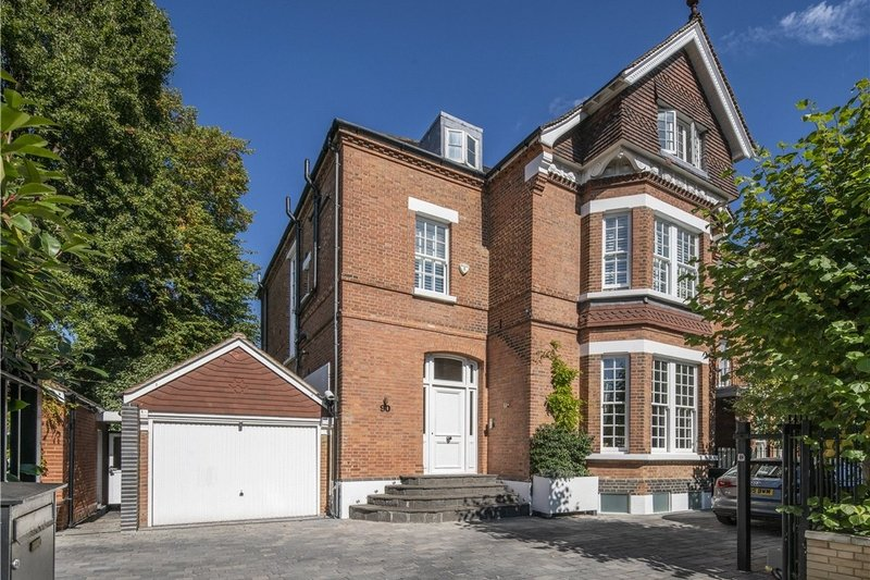 6 Bedroom House for sale in West Hampstead, London,  NW6 3EE