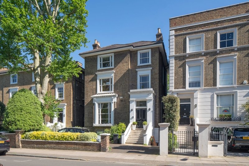 6 Bedroom House for sale in St John's Wood, London,  NW8 0EN