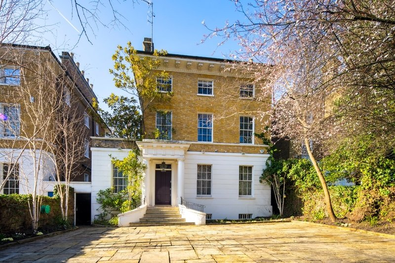 6 Bedroom House for sale in St John's Wood, London,  NW8 9JD