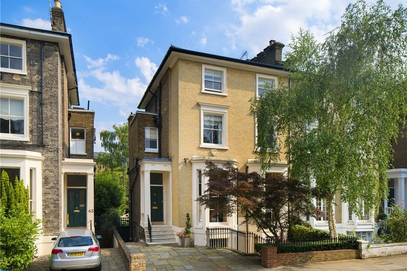 5 Bedroom House for sale in St John's Wood, London,  NW8 0JN