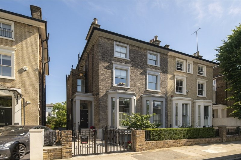 4 Bedroom House for sale in St John's Wood, London,  NW8 0JN