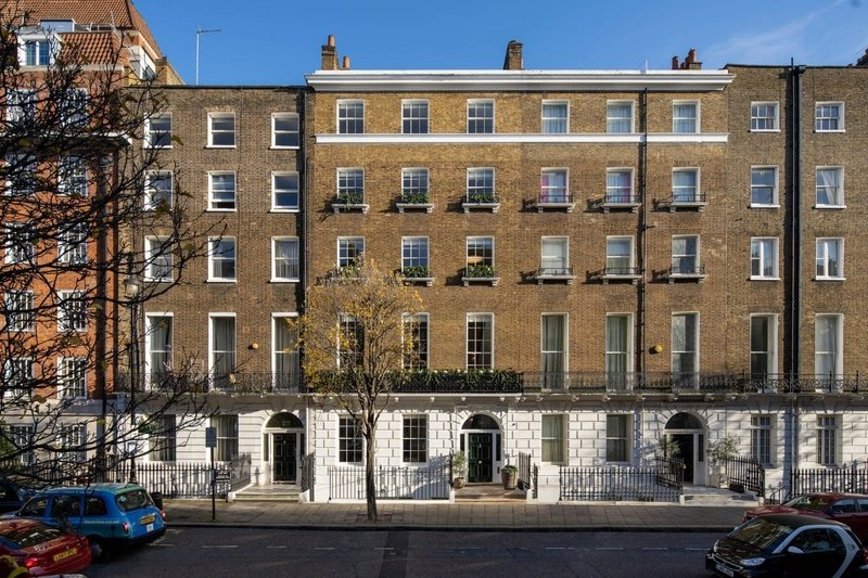 3 Bedroom Flat for sale in Marylebone, London,  W1G 6HY