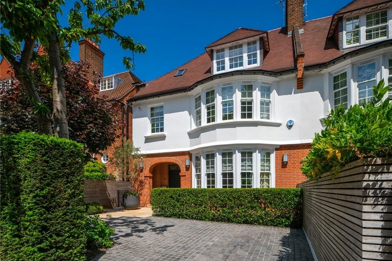 6 Bedroom House for sale in Hampstead, London,  NW3 7PE