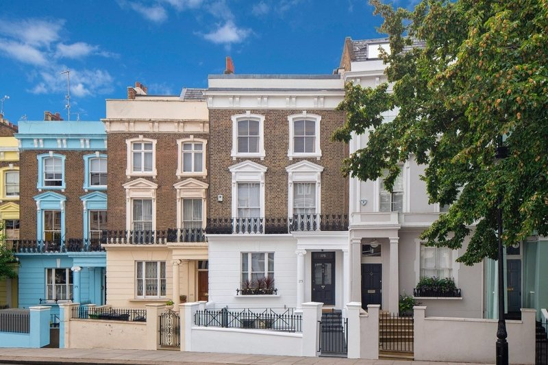 6 Bedroom House for sale in Primrose Hill, London,  NW1 8LA