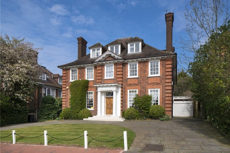 8 Bedroom House for sale in Hampstead, London,  NW3 7DH