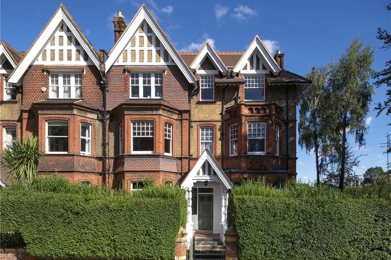 1 Bedroom Flat for sale in Hampstead, London,  NW3 5NR