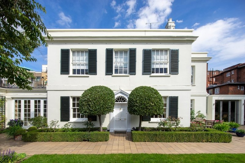 5 Bedroom House for sale in St John's Wood, London,  NW8 9SA
