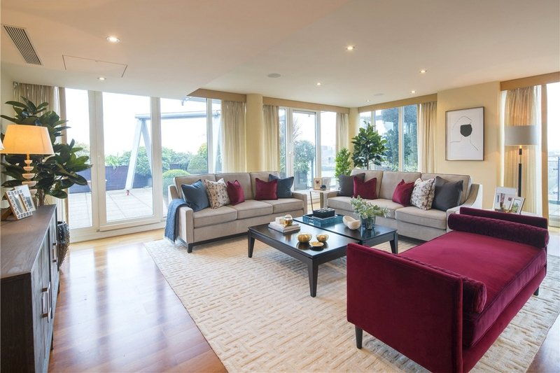 Flat for sale in Pavilion Apartments, 34 St John's Wood ...