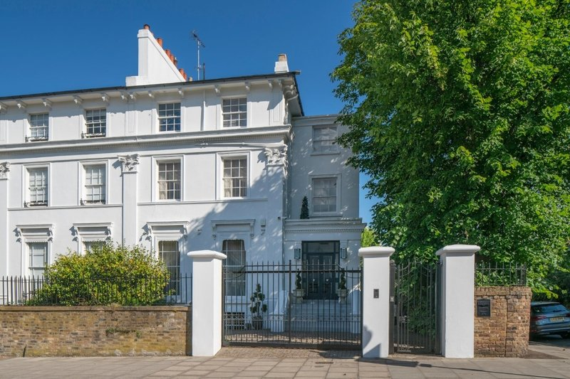 6 Bedroom House for sale in St Johns Wood, London,  NW8 6HN