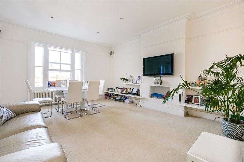 2 Bedroom Flat for sale in Hampstead, London,  NW3 5UJ