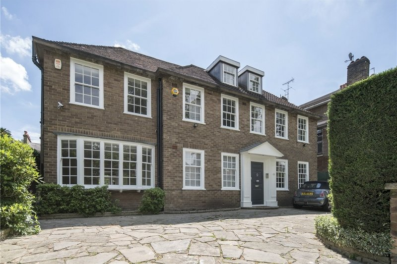 5 Bedroom House for sale in St John's Wood, London,  NW8 0QJ