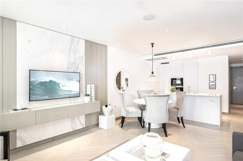 1 Bedroom Flat for sale in Lodge Road, London,  NW8 8LA