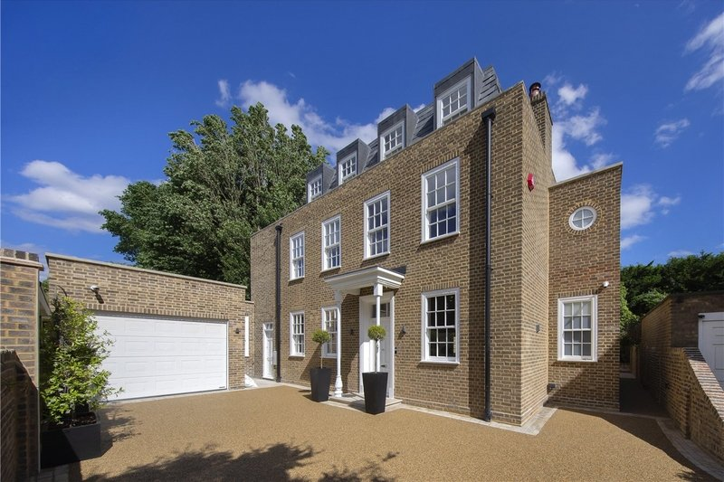 5 Bedroom House for sale in St John's Wood, London,  NW8 0PN