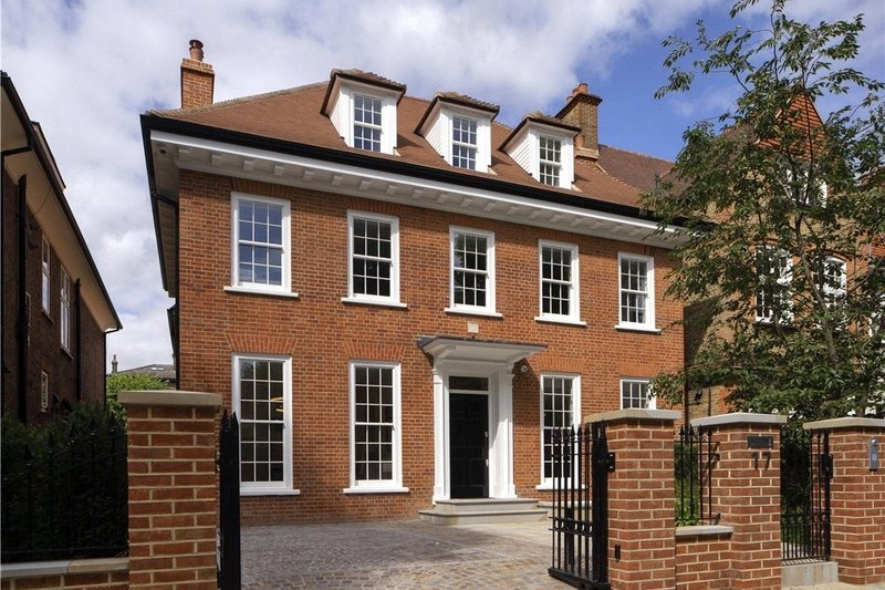 5 Bedroom House for sale in Primrose Hill, London,  NW3 3DN