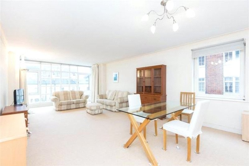 2 Bedroom Flat to rent in London, London,  NW8 9BJ