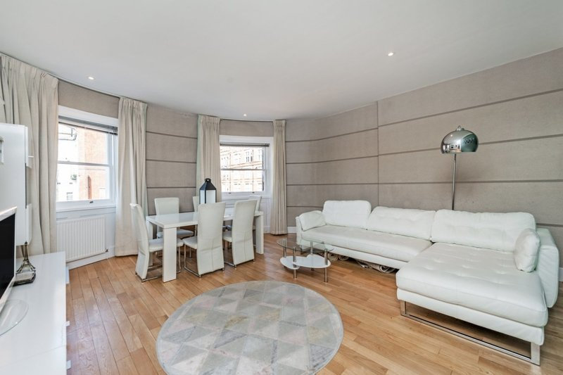 3 Bedroom Flat to rent in London, London,  W1U 6RS