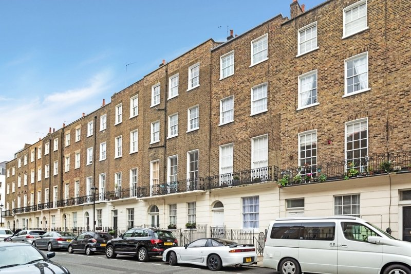 2 Bedroom Flat to rent in Marylebone, London,  NW1 6HG