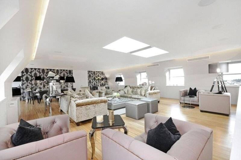 3 Bedroom Flat to rent in St Johns Wood Park, London,  NW8 6NH