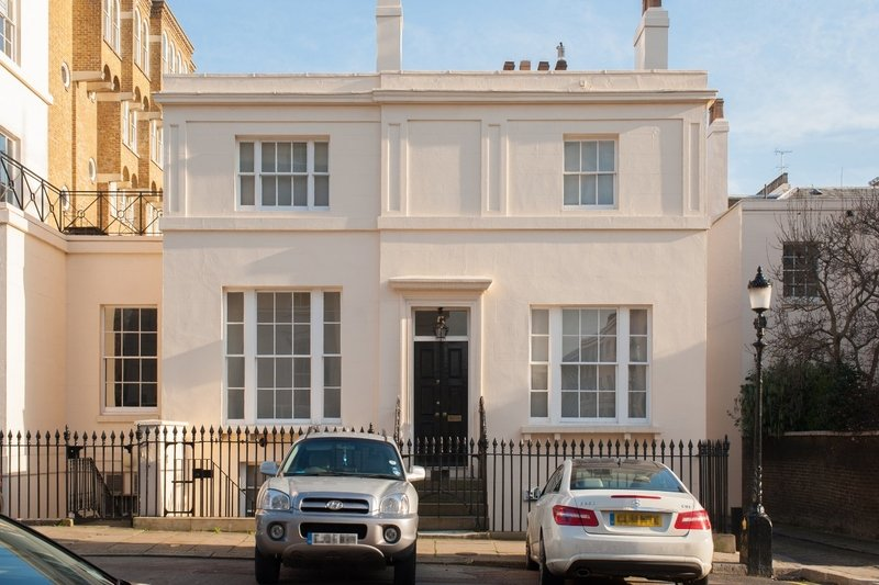 5 Bedroom House to rent in Regents Park, London,  NW1 4PN