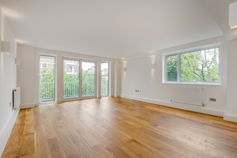 2 Bedroom Flat to rent in Boundary Road, London,  NW8 6NR