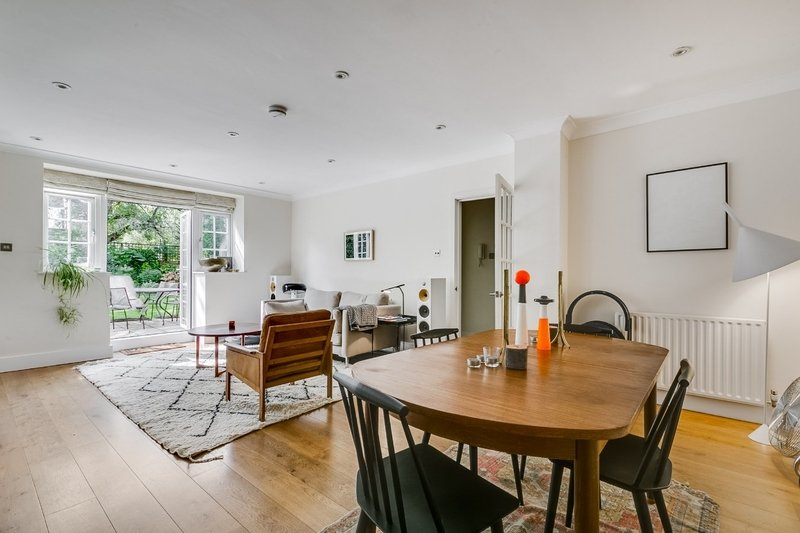 2 Bedroom Flat to rent in London, London,  NW8 0EN