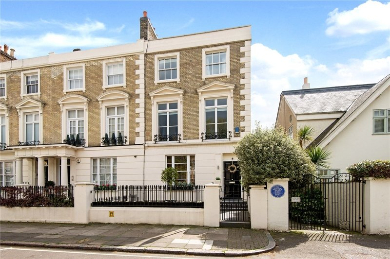 6 Bedroom House to rent in St Johns Wood, London,  NW8 0JN