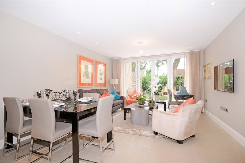 3 Bedroom House to rent in St. Johns Wood Park, London,  NW8 6NN
