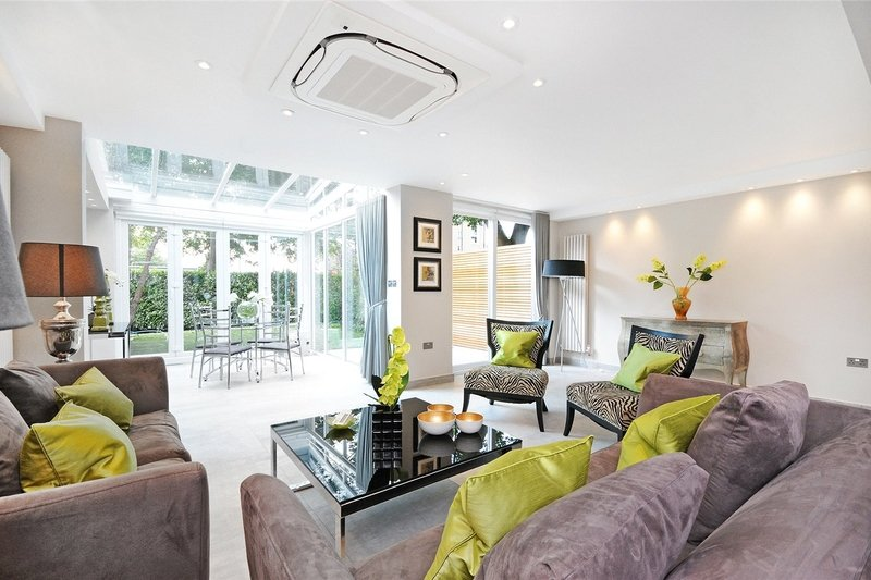 4 Bedroom House to rent in St Johns Wood Park, London,  NW8 6NN