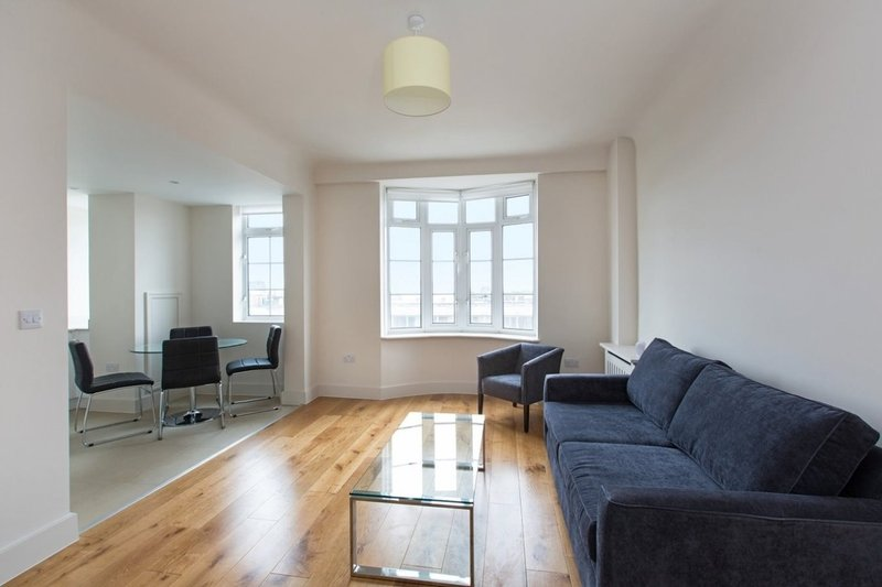 1 Bedroom Flat to rent in 33 Grove End Road, London,  NW8 9LU