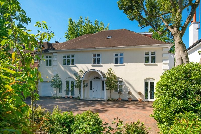 6 Bedroom House to rent in St. John's Wood, London,  NW8 9BP