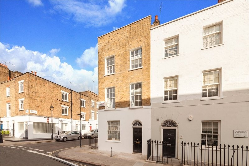 3 Bedroom House to rent in Marylebone, London,  NW1 6BY