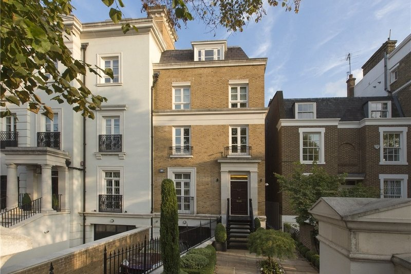 4 Bedroom House to rent in St Johns Wood, London,  NW8 0PS