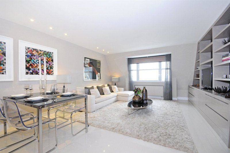 4 Bedroom Flat to rent in Boydell Court, London,  NW8 6NH