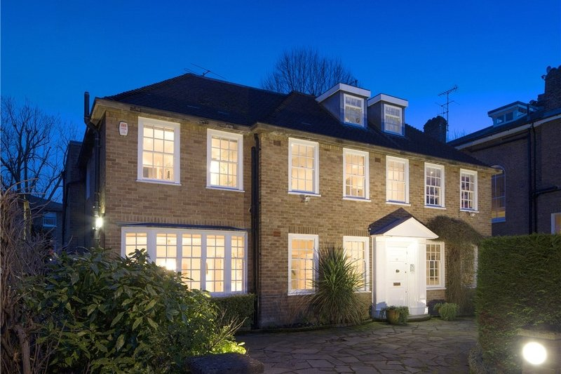 5 Bedroom House to rent in St John's Wood, London,  NW8 0QJ