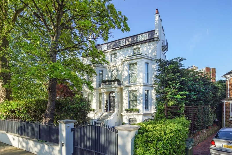 8 Bedroom House to rent in St John's Wood, London,  NW8 6QP
